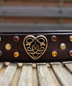 Apollo Collars The Heart Of The Celts Dog Collar