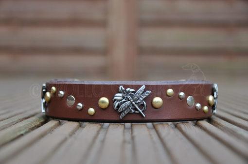 Apollo Collars The Dragon Fly Dog Collar