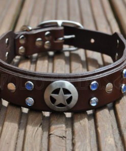 Apollo Collars The Sherif Dog Collar