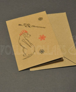 Christmas Card - blank inside (A6)
