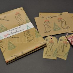 Christmas Gift Wrapping Set #2